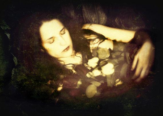 Ophelia Photograph