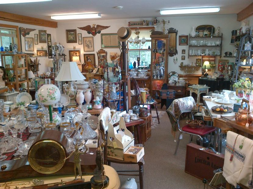 Antiques Store 2