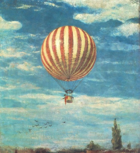 Pal Merse Szinyei Balloon