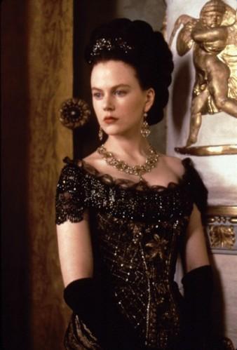 Nicole Kidman in Portrait of a Lady