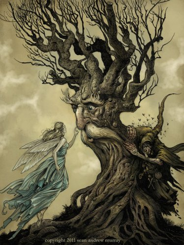 The Tree Spirit