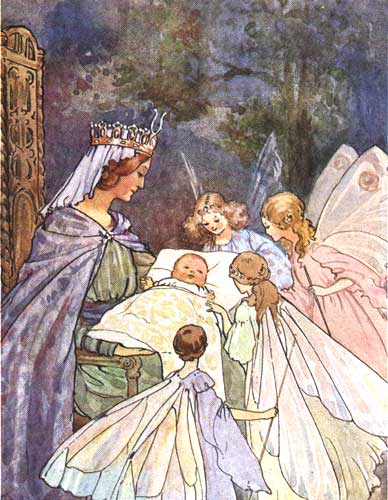 Illustration by Margaret Tarrant