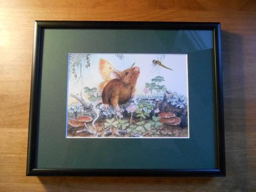 Fairy Mouse Print