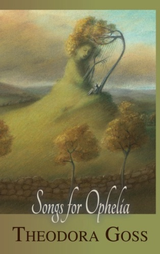 Cover of ARC of Songs for Ophelia JPG