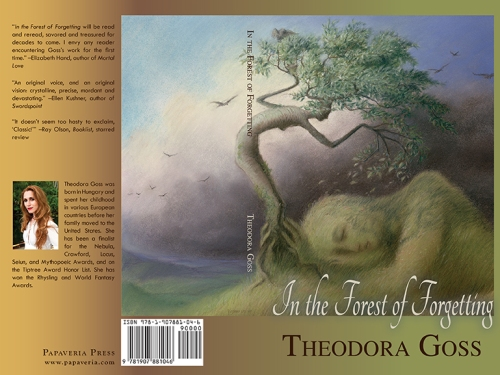 Final Full Cover In the Forest of Forgetting