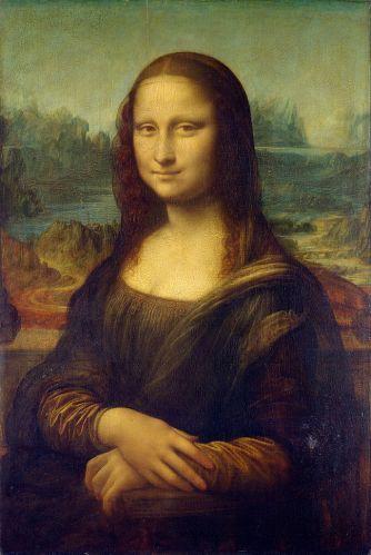 Mona Lisa by Leondaro Da Vinci