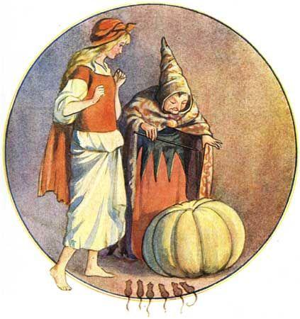 Cinderella by Margaret Tarrant
