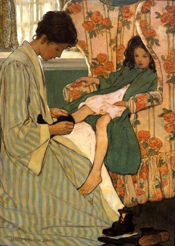 Image by Jessie Wilcox Smith