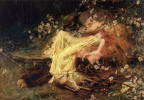 A Fairy Tale by Arthur Wardle
