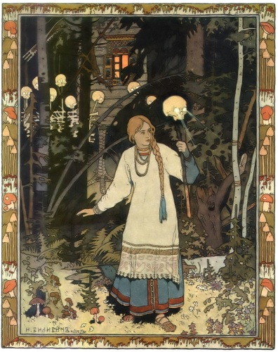 vasilisa-the-beautiful-by-ivan-bilibin